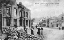 Sivry - Village en ruines (Rue Godart)