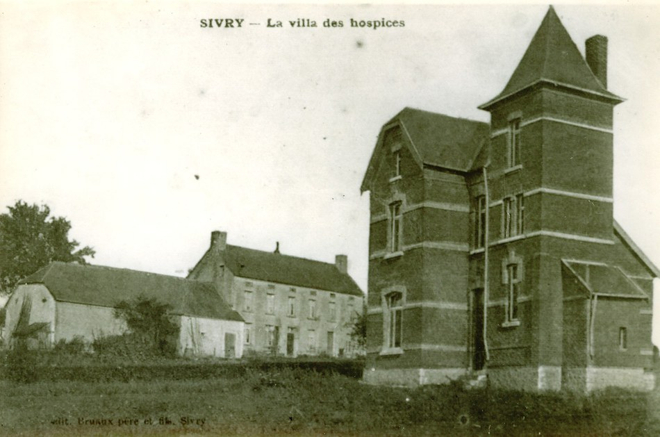 Sivry - La villa des hospices
