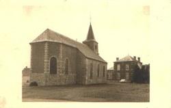 Montbliart - Eglise (arrière)