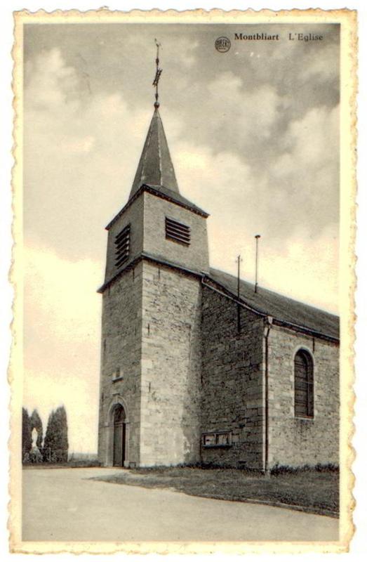 Montbliart - Eglise