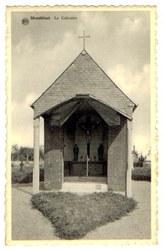 Montbliart - La calvaire (Cimetière)