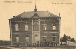 Montbliart - Ancienne maison communale
