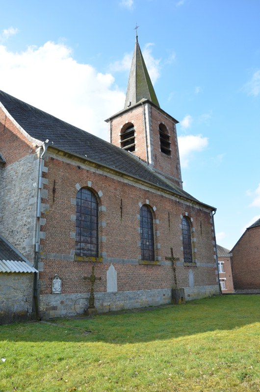 Grandrieu - Eglise