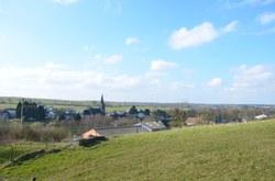 Grandrieu - Panorama sur le village