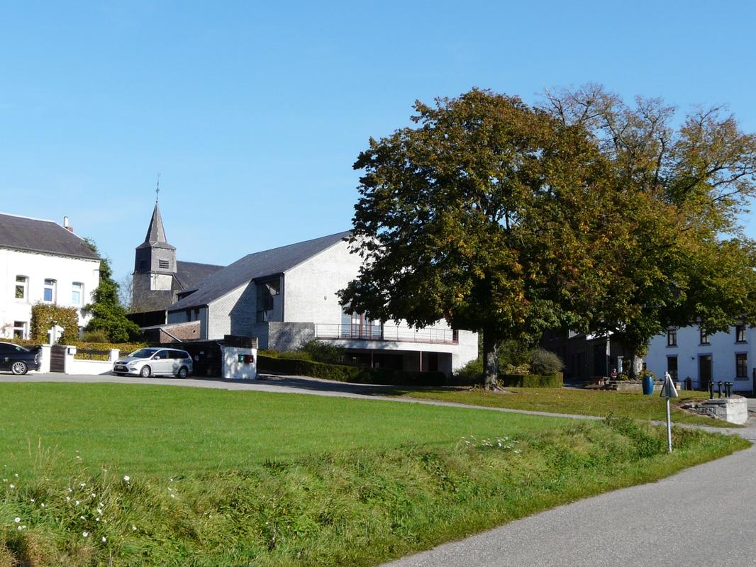 Montbliart - Rue d'Eppe et Maison de village