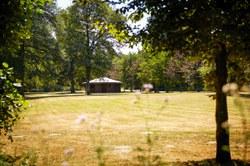 Rance - Forêt Domaniale et son barbecue couvert