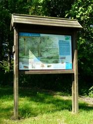 Sautin - Sentier éco-pédagogique du Bois de Bruyère
