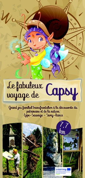 Cover dépliant Capsy