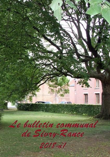 Bulletin 1 cover